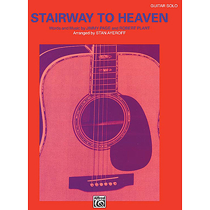 Stairway To Heaven For Solo Guitar