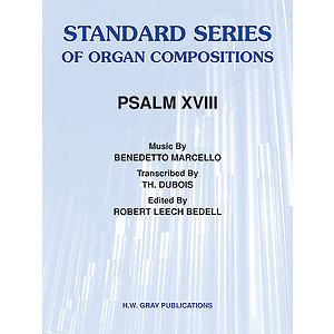 Psalm Xviii Organ