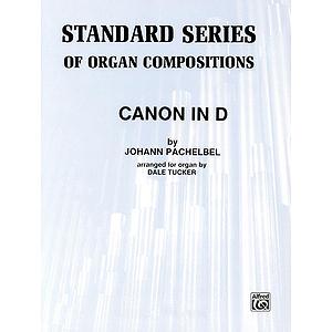 Canon In D  Organ Solo