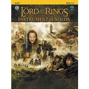 Lord Of The Rings Instrumental Solos Flute