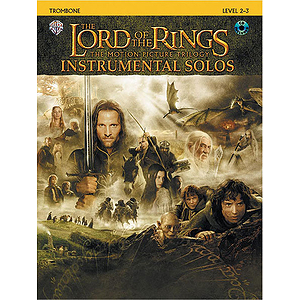 Lord Of The Rings Instrumental Solos Trombone