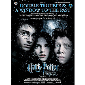 Selections From Harry Potter And The Prisoner Of Azkabna For Violin With Piano Acc. Book And CD
