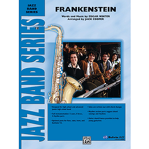 Frankenstein (Jazz Ensemble)  Conductor's Score