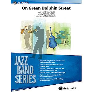 On Green Dolphin Street CS