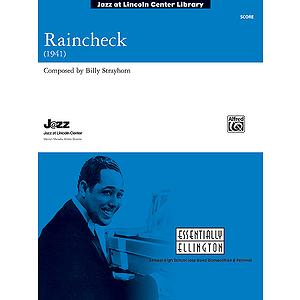 Raincheck (Conductor's Score)