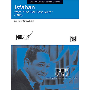 Isfahan (Conductor's Score) J@lc Essentially Ellington Competition Series