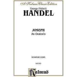 Handel Joseph & His Bretheren 17