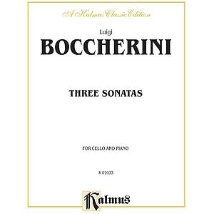 Boccheini 3 Cello