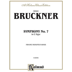 Anton Bruckner  Symphony No. 7 In E Major