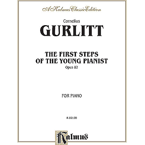 Gurlitt First Steps (Op.82) Complete