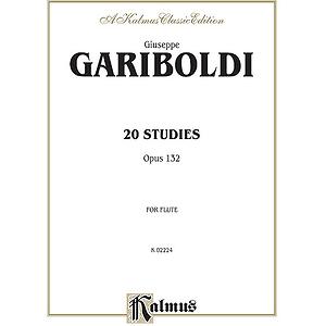 Gariboldi 20 Studies Op 132