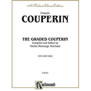 Couperin The Graded Couperin Ps