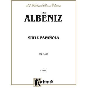 Albeniz  Suite Espagnole