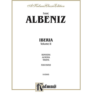 Albeniz  Iberia 2