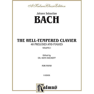 Bach  The Well Tempered Clavier  48 Preludes And Fugues