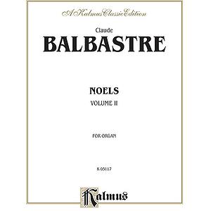Balabastre  Noels (Christmas)  Volume II