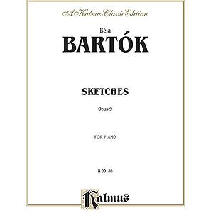Bartok Sketches Op.9