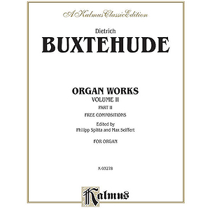 Buxtehude Organ Works Vol. 2 O