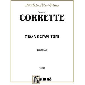 Corette Missa Octavi Toni O