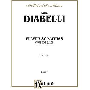 Diabelli  Eleven Sonatinas