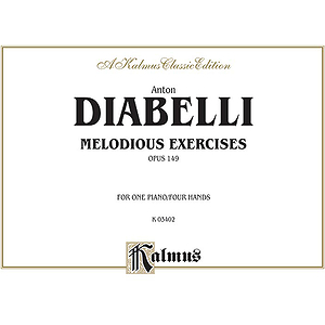 Diabelli  Melodious Ex. Op. 149