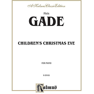 Gade Childrens Christmas Eve