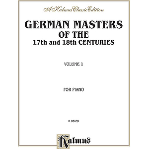 German Masters Of The 17th And 18th Century