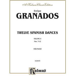 Twelve Spanish Dances Volume II
