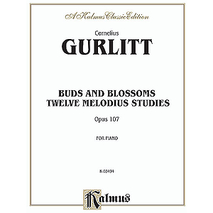 Gurlitt Buds &amp; Bloss (Op.107)