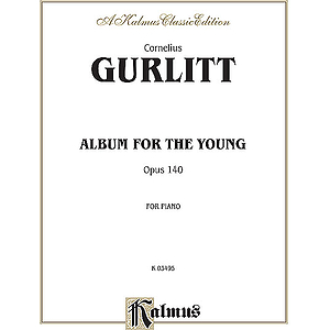 Gurlitt Album Young (Op.140)