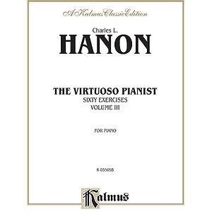 Hanon Virtuoso Pianist Bk.3 P/S