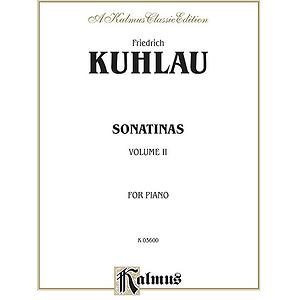 Kuhlau Sonatinas 2 (Piano Solos)