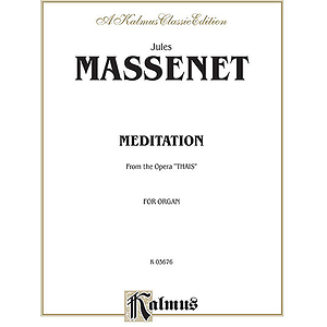 Massenet  Meditation From Thais