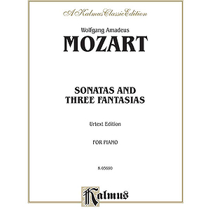 Mozart Sonatas (Urtext) Complete  Advanced Solo Piano