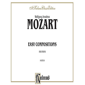 Mozart Easy Compositions