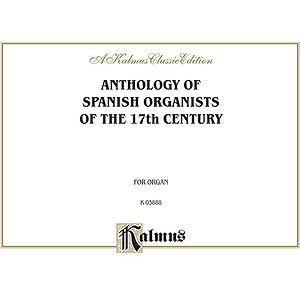 Anthology Spanish Organists O