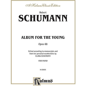 Schumann  Album For Young