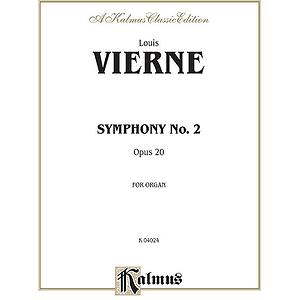 Symphony No. 2 Op. 20