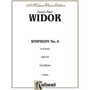 Widor Symphony No. 6 Organ
