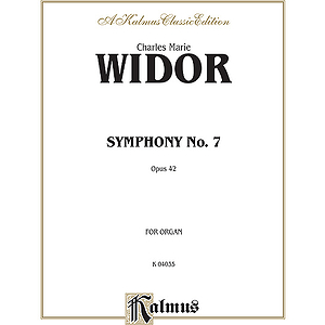 Symphony No.7 For Organ