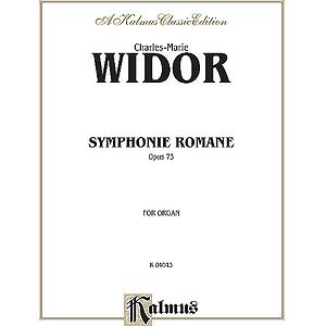 Widor Symphony Romane (Op.73)