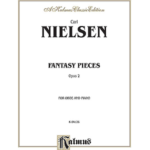 Fantasy Pieces For Oboe Op. 2