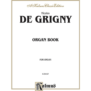 De Gringny  Organ Book