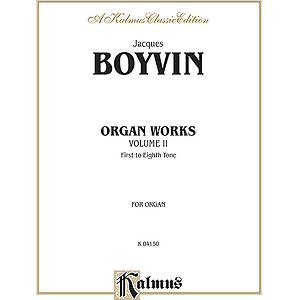 Boyvin Organ Works Vol. 2 O