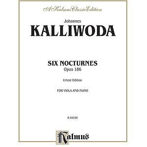 Kalliwoda 6 Nocturnes Op.186 V