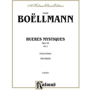 Heures Mystiques Volume 1 Op.29 (Urtext)