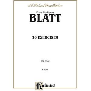 Blatt 20 Exercises