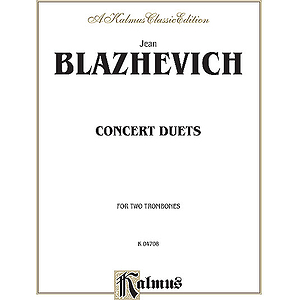 Concert Duets For Two Trombones (Collection)