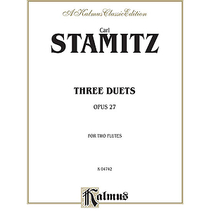 Three Duets Op. 27