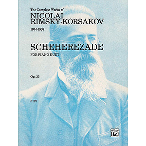 Rimsky-Korsakov  Scheherezade